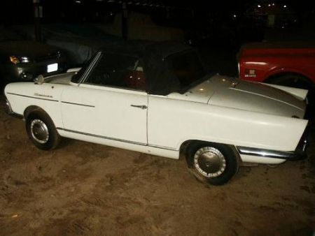 1967 Nissan NSU Spider for sale