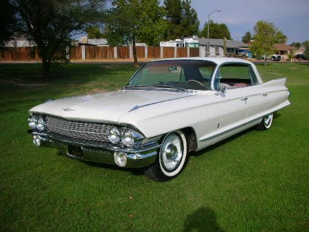1961 Cadillac Fleetwood For Sale Los Angeles California