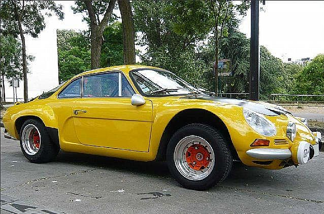 Renault alpine a110 for sale australia