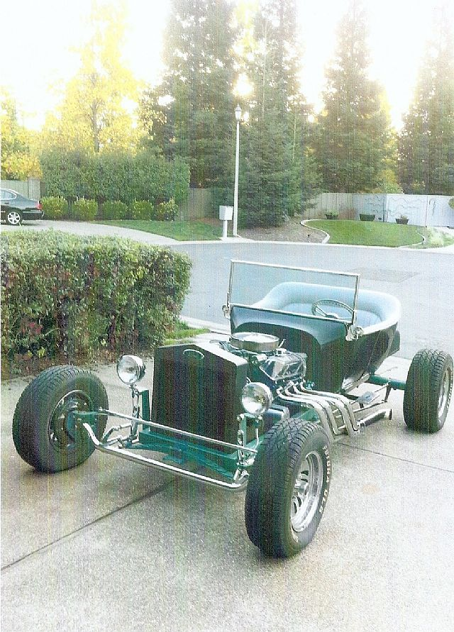 1924 Ford T Bucket for sale