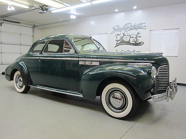 1940 Buick Super 8 for sale
