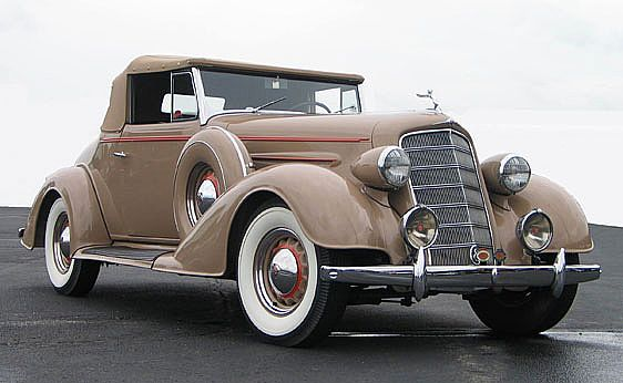 1934 Oldsmobile L34 for sale