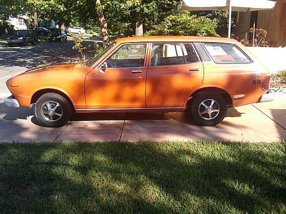 1974 Datsun 710 for sale