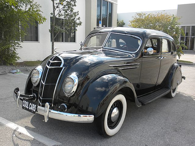 1935 Desoto Airflow for sale