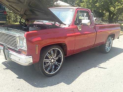 1978 GMC 1500 for sale