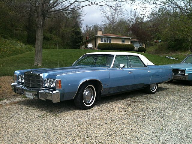 1978 Chrysler Newport for sale