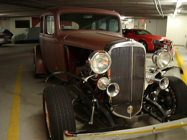 1933 Chevrolet Eagle Master for sale