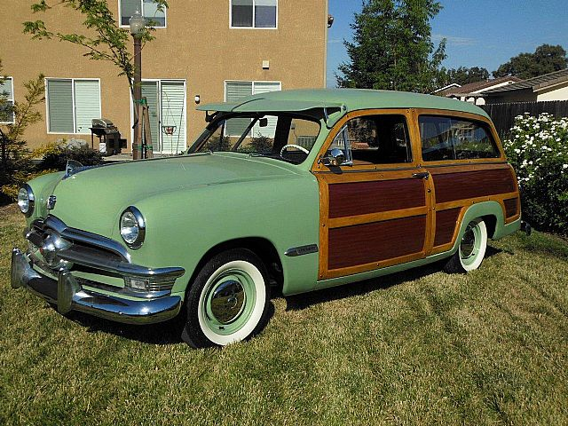 1950 Ford Woodie for sale