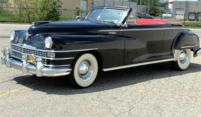 Chryslers For Sale: Browse Classic Chrysler Classified Ads
