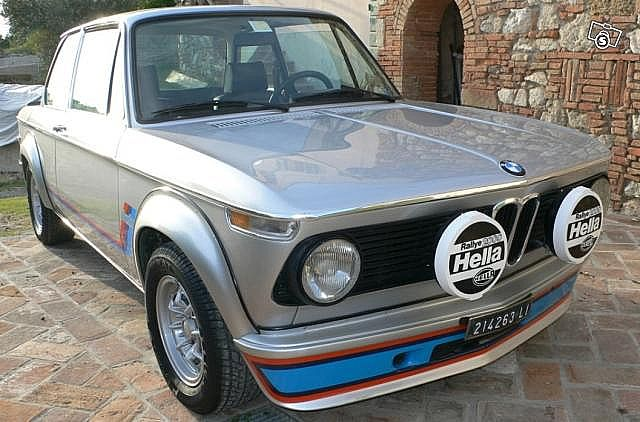 1975 Bmw 2002 Turbo For Sale Germany