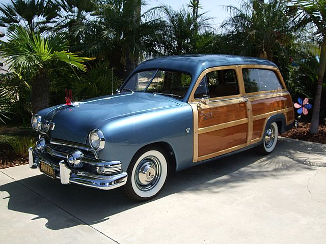 1951 Ford Country Squire for sale