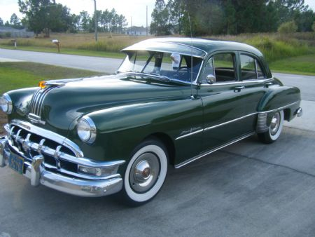 1950 Pontiac Silver Streak for sale