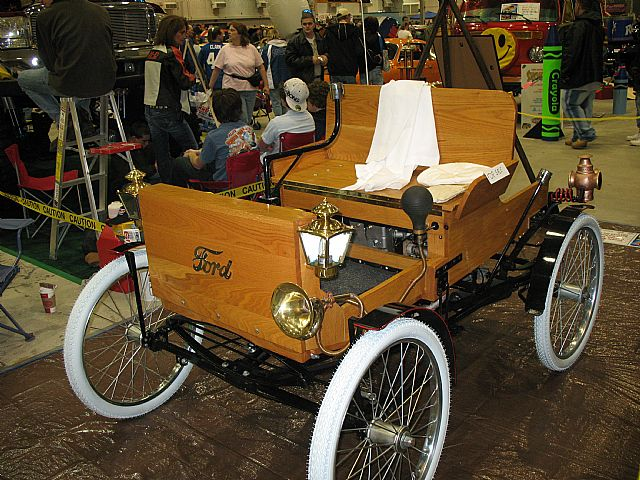 1896 Ford Quadricycle for sale