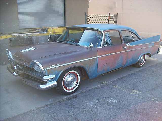 1957 Dodge Coronet for sale