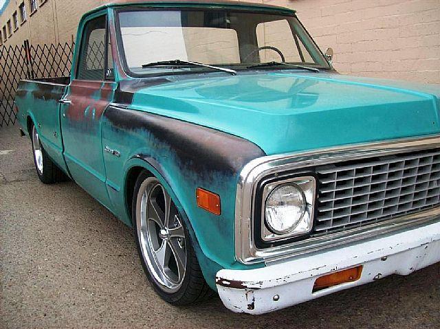 1972 Chevrolet C10 For Sale Phoenix Arizona