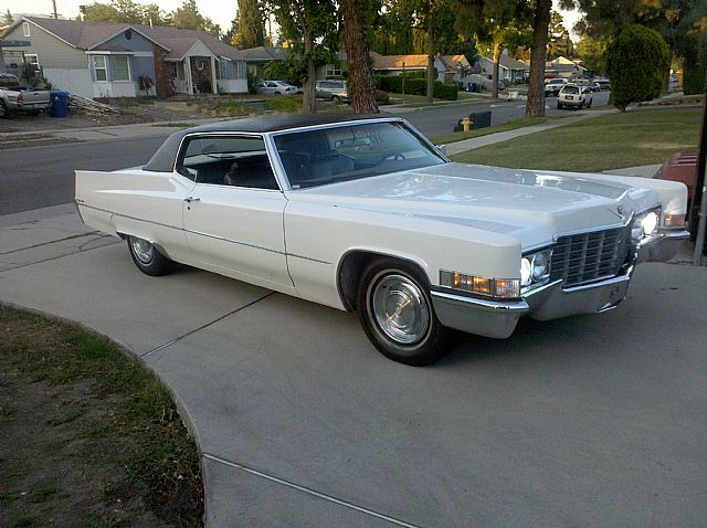 1969 Cadillac Coupe DeVille for sale