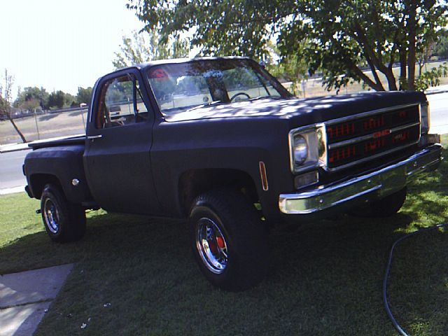 1976 GMC Sierra Grande for sale