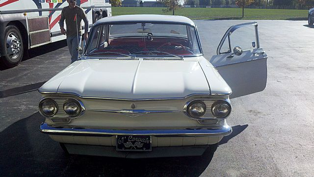 1961 Chevrolet Corvair for sale