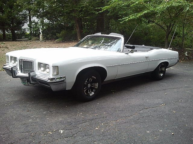 1972 Pontiac Grandville for sale