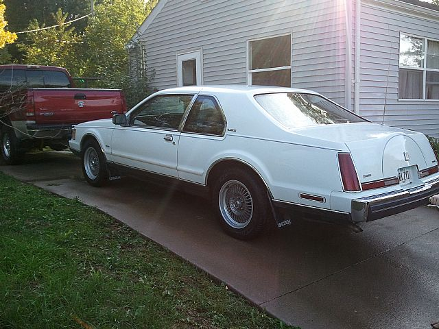 1989 Lincoln Mark VII for sale