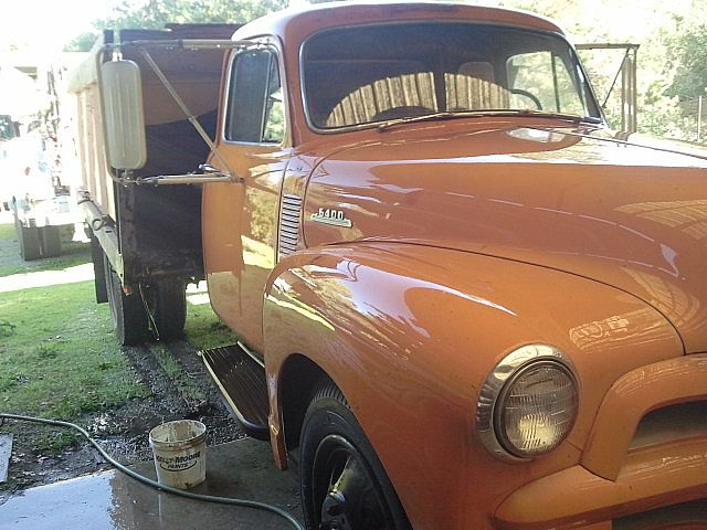 1954 Chevrolet 6400 for sale