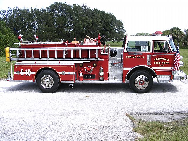 1978 Other Fire Engine for sale