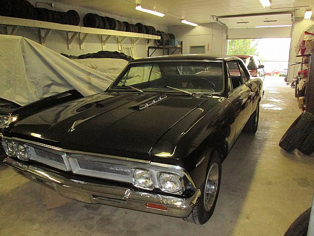 1966 Pontiac Beaumont for sale