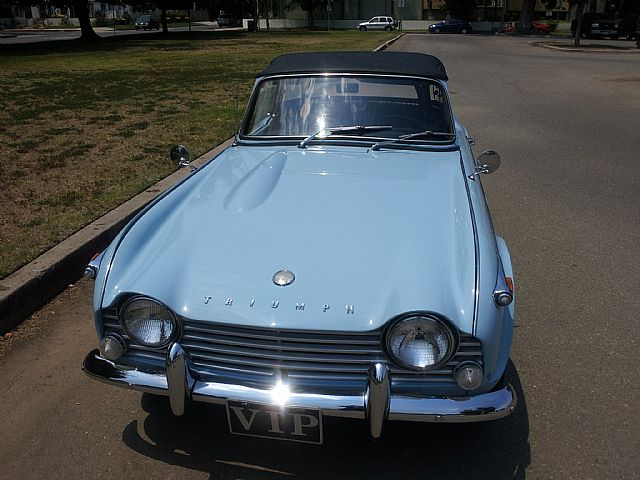1965 Triumph TR4A for sale