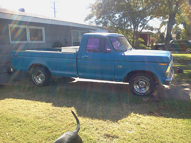 1973 Ford F100 for sale