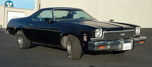 1973 Chevrolet El Camino for sale