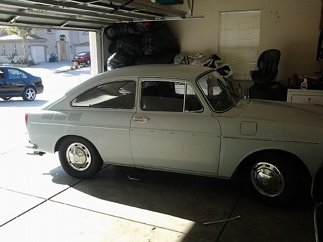1969 Volkswagen Fastback for sale