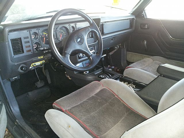 1986 Ford Mustang for sale