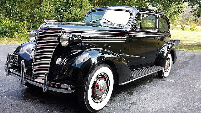 1938 chevrolet sedan for sale milesburg pennsylvania for 1938 chevy 4 door sedan for sale