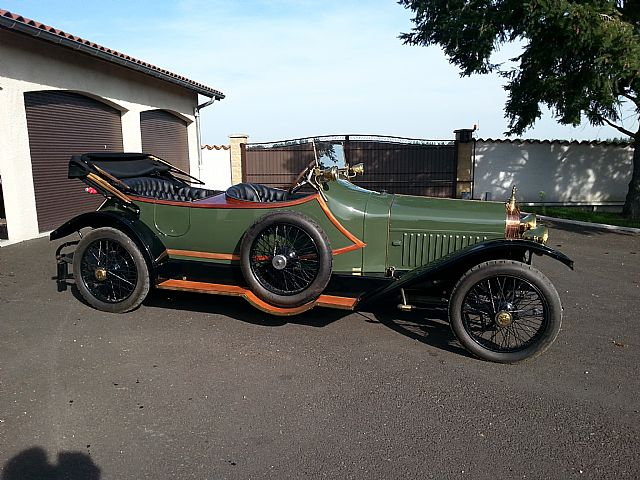 1925 Delahaye Delage for sale