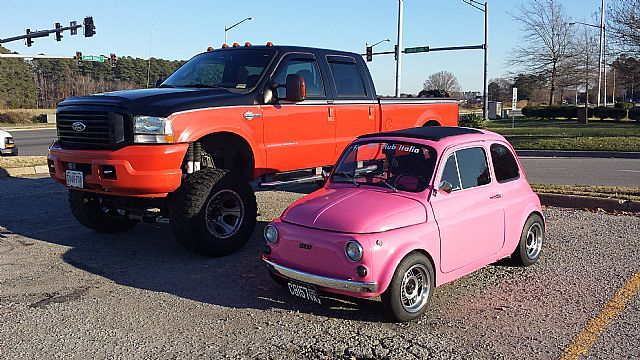 1975 Fiat 500R for sale