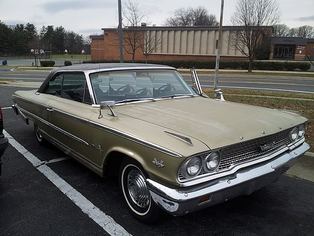 1963 1/2 Ford Galaxie for sale