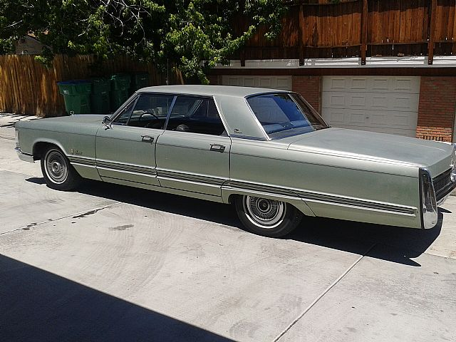 1967 Chrysler Crown Imperial for sale