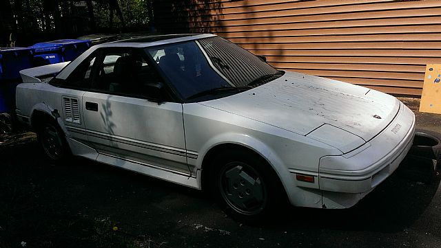 1986 toyota mr2 for sale newington connecticut. Black Bedroom Furniture Sets. Home Design Ideas