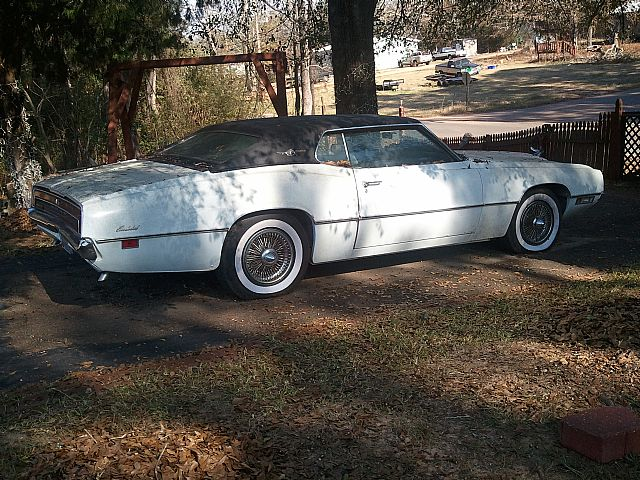 1970 Ford Thunderbird For Sale Brookhaven Mississippi