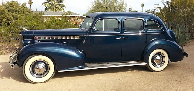 1940 Packard 160 for sale