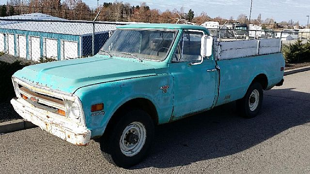 1968 Chevrolet K20 for sale