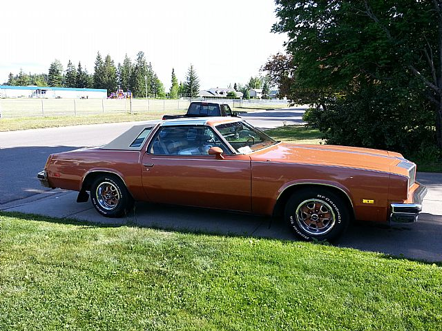 1977 Oldsmobile Cutlass for sale