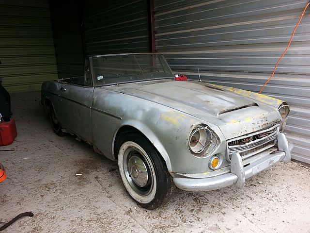 1967 Datsun 2000 for sale