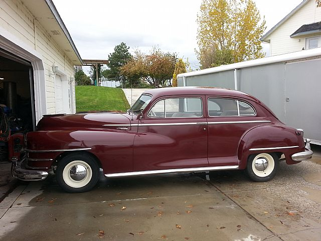 1948 Chrysler Royal