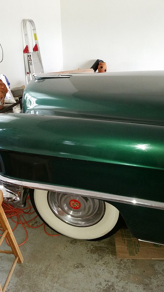 1955 Cadillac Fleetwood for sale