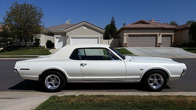 1967 Mercury Cougar for sale & 1967 Mercury Cougar For Sale Bakersfield California markmcfarlin.com