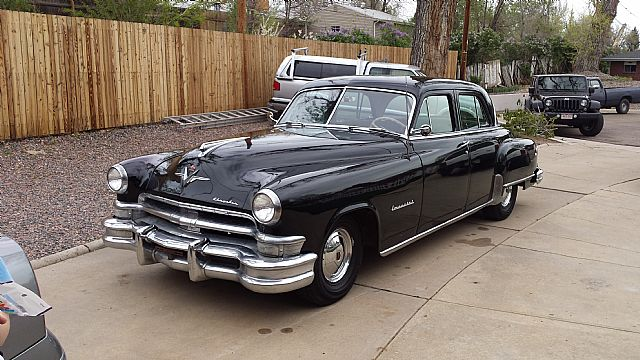 1952 Chrysler Imperial