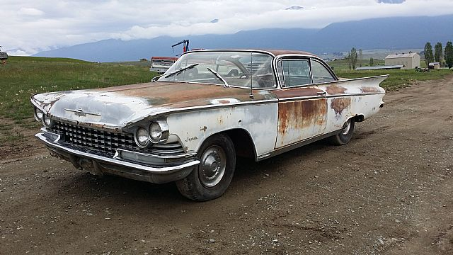1959 Buick Coupe For Sale Eureka Montana