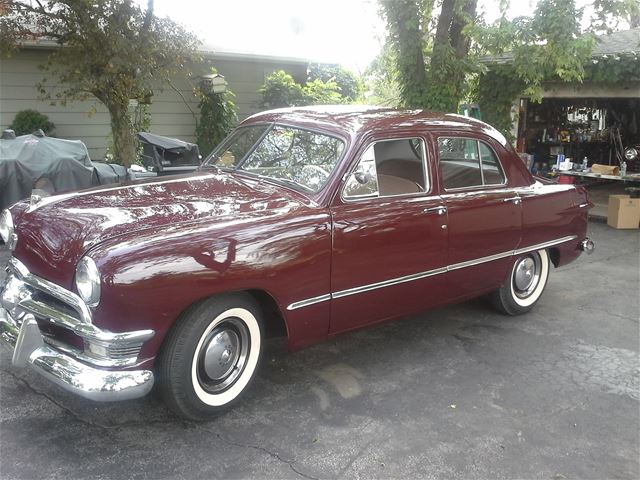 1950 Ford Classic for sale