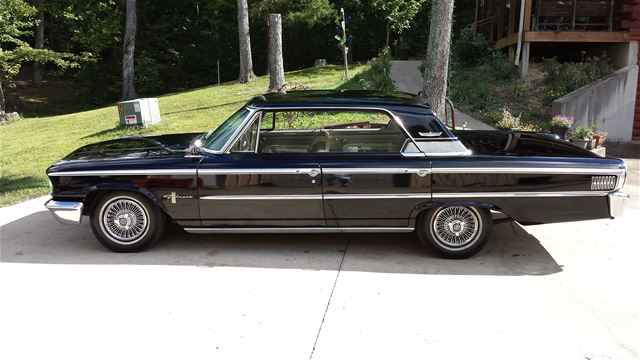1963 ford galaxie 500 for sale memphis indiana. Black Bedroom Furniture Sets. Home Design Ideas